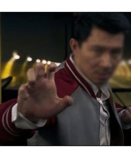 Shang-Chi Simu Liu Jacket