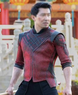 Shang-Chi and the Legend of the Ten Rings Shang-Chi Leather Jacket