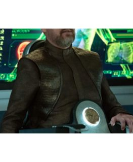 Star Trek Discovery Kenneth Mitchell Jacket
