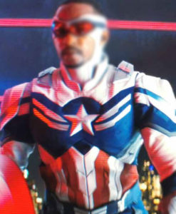 The Falcon and the Winter Soldier Captain America Anthony Mackie Jacket