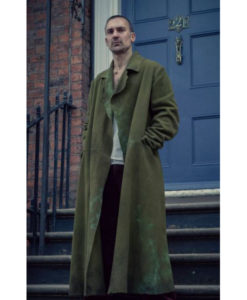 The Irregulars Sherlock Green Coat
