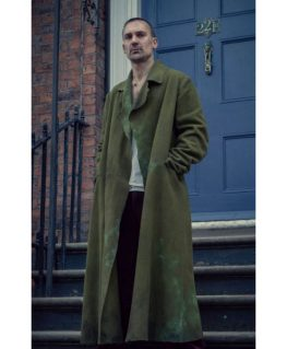 The Irregulars Sherlock Green Coat