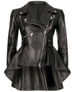 The Umbrella Academy Allison Black Leather Jacket