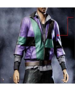 Vigor 1.1 Bridges Xbox Player Funktown Track Bomber Jacket