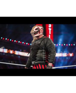 Wrestlemania 37 Bray Wyatt Leather Vest