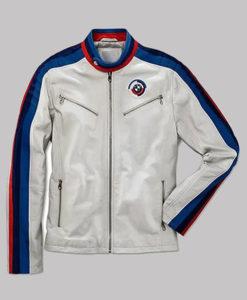 bmw club leather jacket