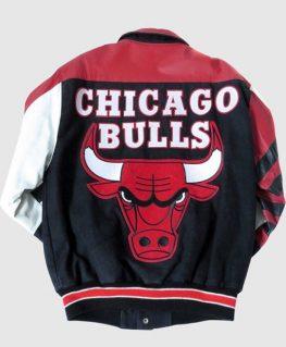 vintage chicago bulls jacket