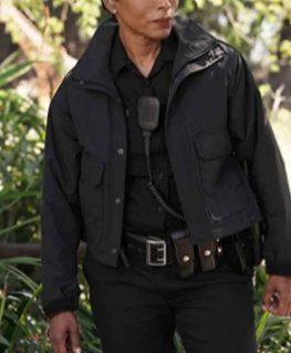 9-1-1 Angela Bassett Black Jacket