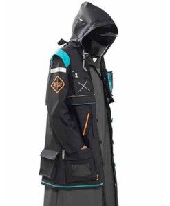 Arknights Doctor Hooded Coat