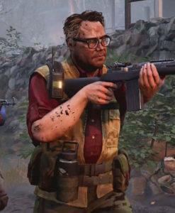 Back 4 Blood Hoffman Vest