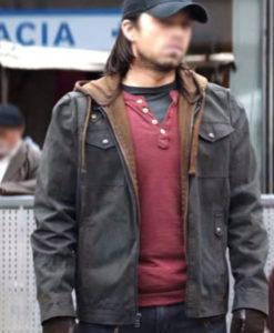 Captain America Civil War Bucky Barnes Jacket