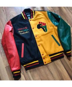 Donovan Mitchell HBCU Pride Jacket