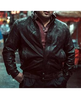 Eternals Gilgamesh Leather Jacket
