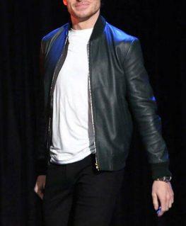 Eternals Ikaris Leather Jacket