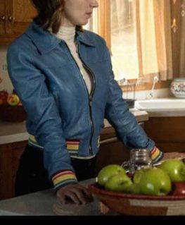 Evil S02 Kristen Bouchard Leather Jacket