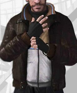 GTA IV Niko Bellic Bomber Jacket