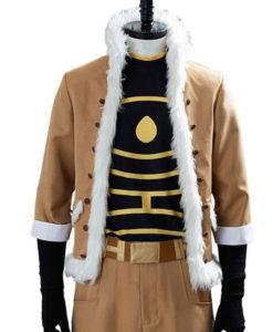 Hawks Shearling Jacket