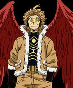 Hawks My Hero Academia Keigo Takami Jacket