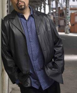 Law and Order Odafin Tutuola Jacket