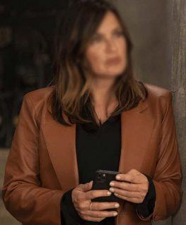 Law and Order Olivia Benson Blazer