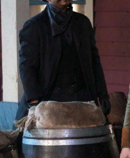 Legends of Tomorrow S06 John Diggle Coat