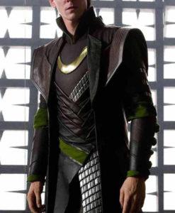 Loki Tom Hiddleston Coat