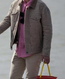 Nancy Drew Ryan Hudson Cotton Jacket