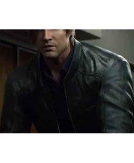 Resident Evil Infinite Darkness Leather Jacket