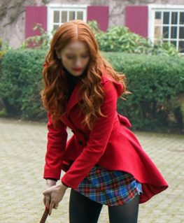 Riverdale Heathers Cheryl Blossom Red Coat