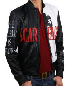 Scarface Tony Montana Jacket