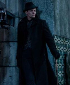 Shadow and Bone Kaz Brekker Black Trench Coat