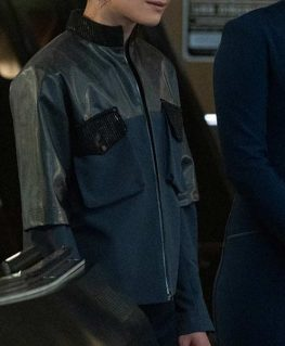 Star Trek Discovery Gray Valley Jacket
