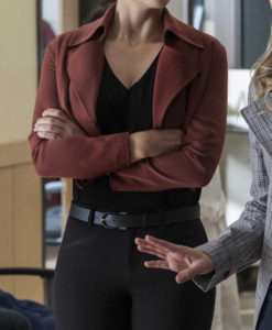 Supergirl Katie McGrath Jacket