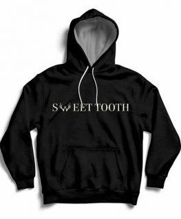 Sweet Tooth 2021 Black Hoodie