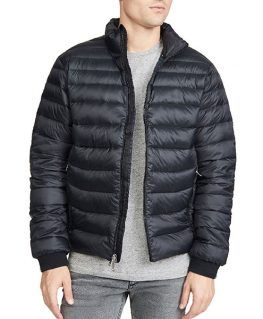 Ted Lasso Colin Puffer Jacket