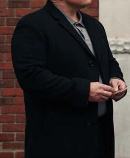 The Equalizer Kevin Chapman Coat