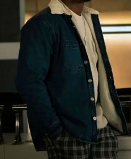 The Flash S07 Chester P. Runk Jacket
