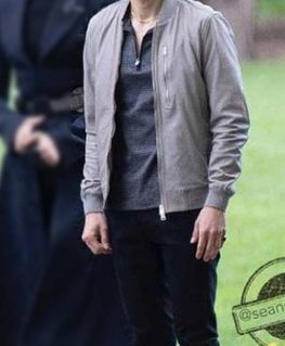 The Umbrella Academy S03 Ben Hargreeves Bomber Jacket