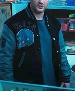 VENOM 2 Tom Hardy Detroit Lions Jacket