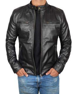 Venom Eddie Brock Leather Jacket
