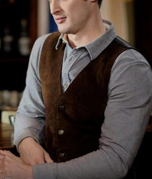 When Calls the Heart Jesse Flynn Vest