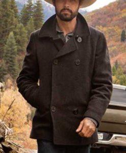 Yellowstone Ryan Black Jacket