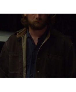 Animal Kingdom S05 Deran Cody Brown Jacket