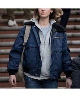 Atypical Casey Gardner Blue Jacket