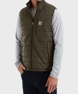 Atypical Doug Gardner Puffer Vest