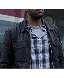 Black Widow 2021 Mason Jacket