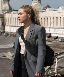 Black Widow 2021 Yelena Belova Jacket