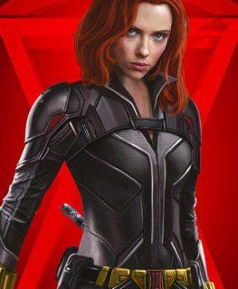 Black Widow Black Jacket