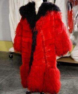 Cruella DeVil 101 Dalmatians Coat