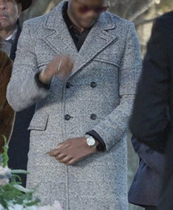Dynasty Jeff Colby Sam Adegoke Coat
